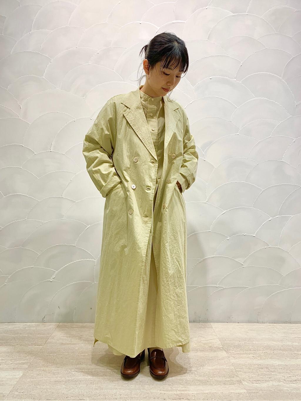l'atelier du savon ルミネ横浜 身長:148cm 2021.03.10