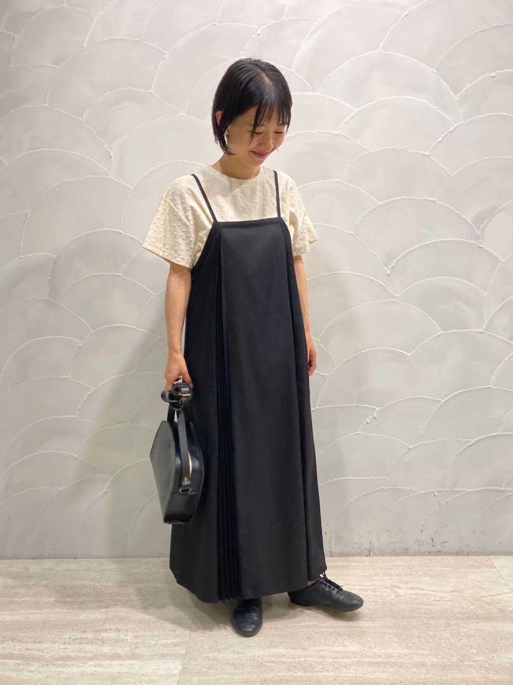 l'atelier du savon ルミネ横浜 身長:148cm 2021.08.12