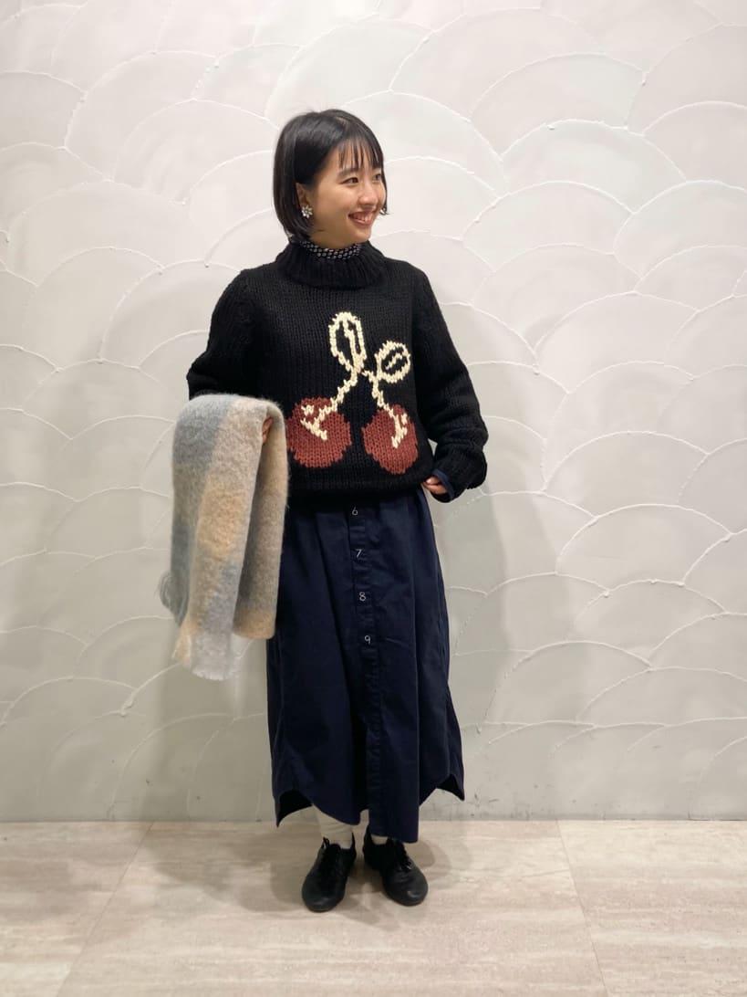 l'atelier du savon ルミネ横浜 身長:148cm 2021.10.20