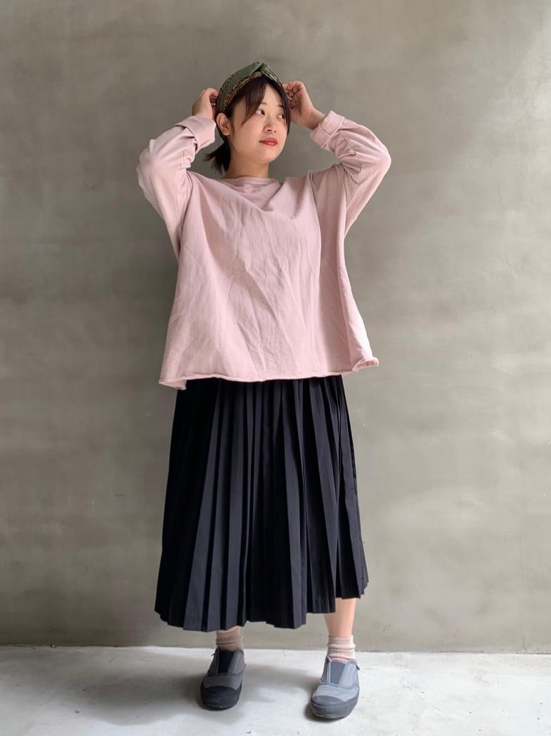 108 yuni / bulle de savon 福岡薬院路面 身長:150cm 2020.09.26