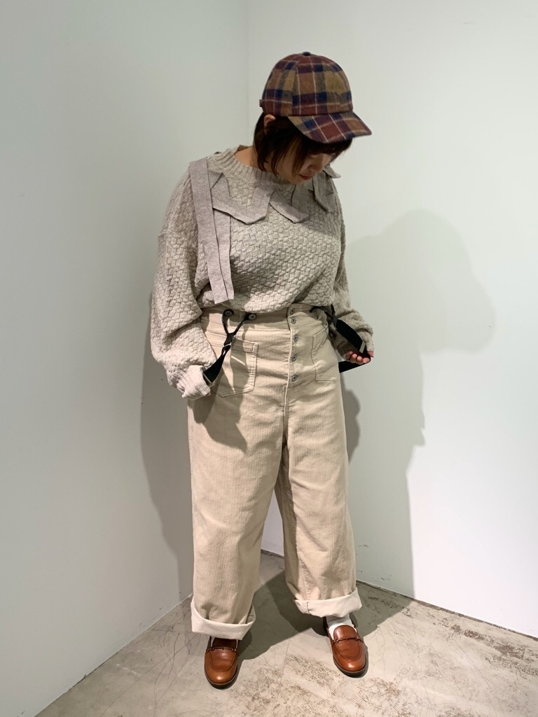 l'atelier du savon 広島パルコ 身長:150cm 2019.12.06