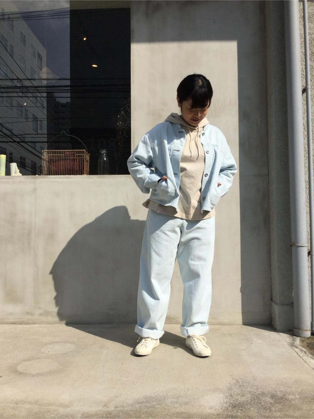 l'atelier du savon 広島パルコ 身長:150cm 2020.02.15