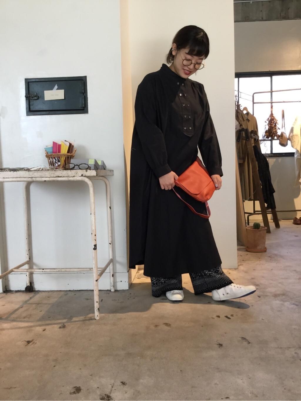 108 yuni / bulle de savon 福岡薬院路面 身長:150cm 2019.09.18