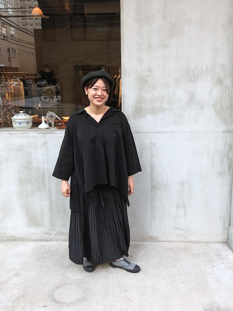 108 yuni / bulle de savon 福岡薬院路面 身長:150cm 2020.09.09