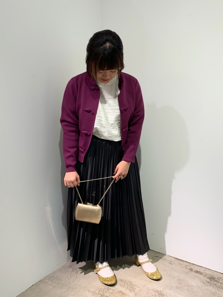 l'atelier du savon 広島パルコ 身長:150cm 2019.12.05