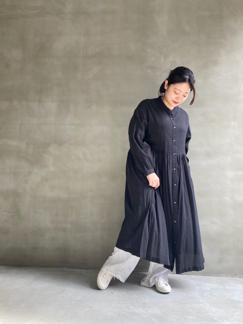 108 yuni / bulle de savon 福岡薬院路面 身長:150cm 2021.02.14