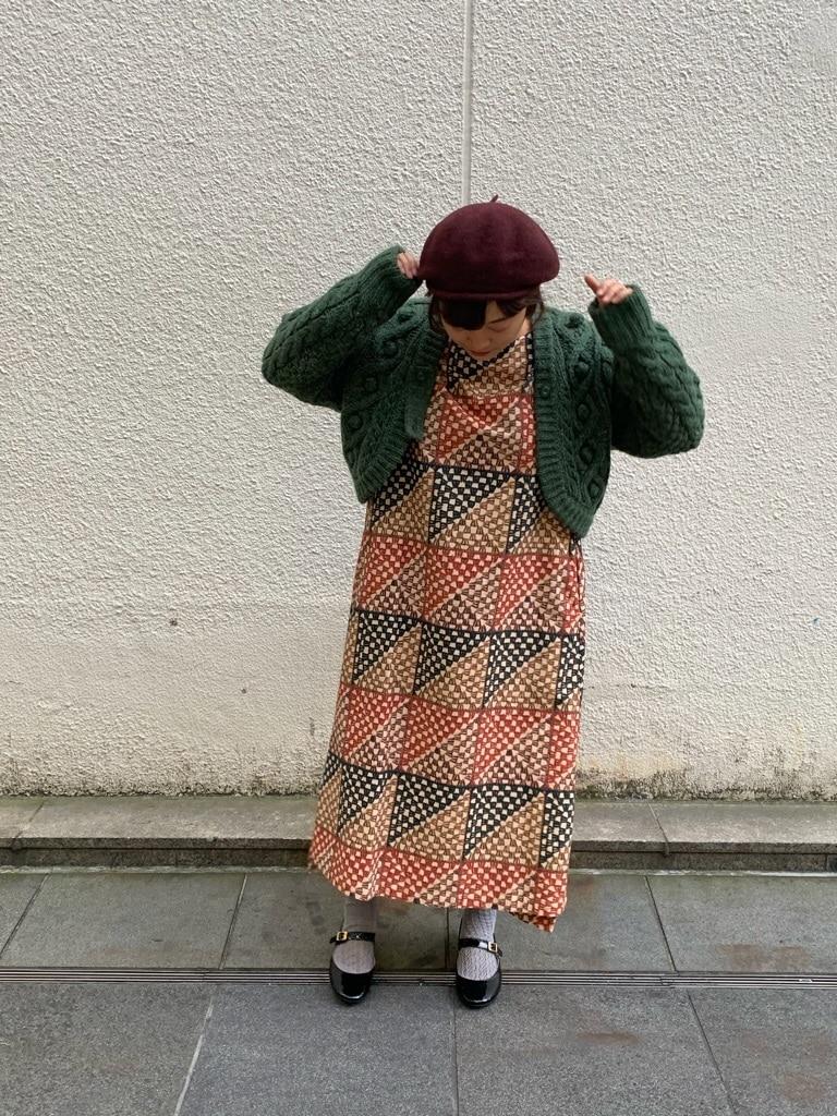 108 yuni / bulle de savon 福岡薬院路面 身長:150cm 2019.10.30