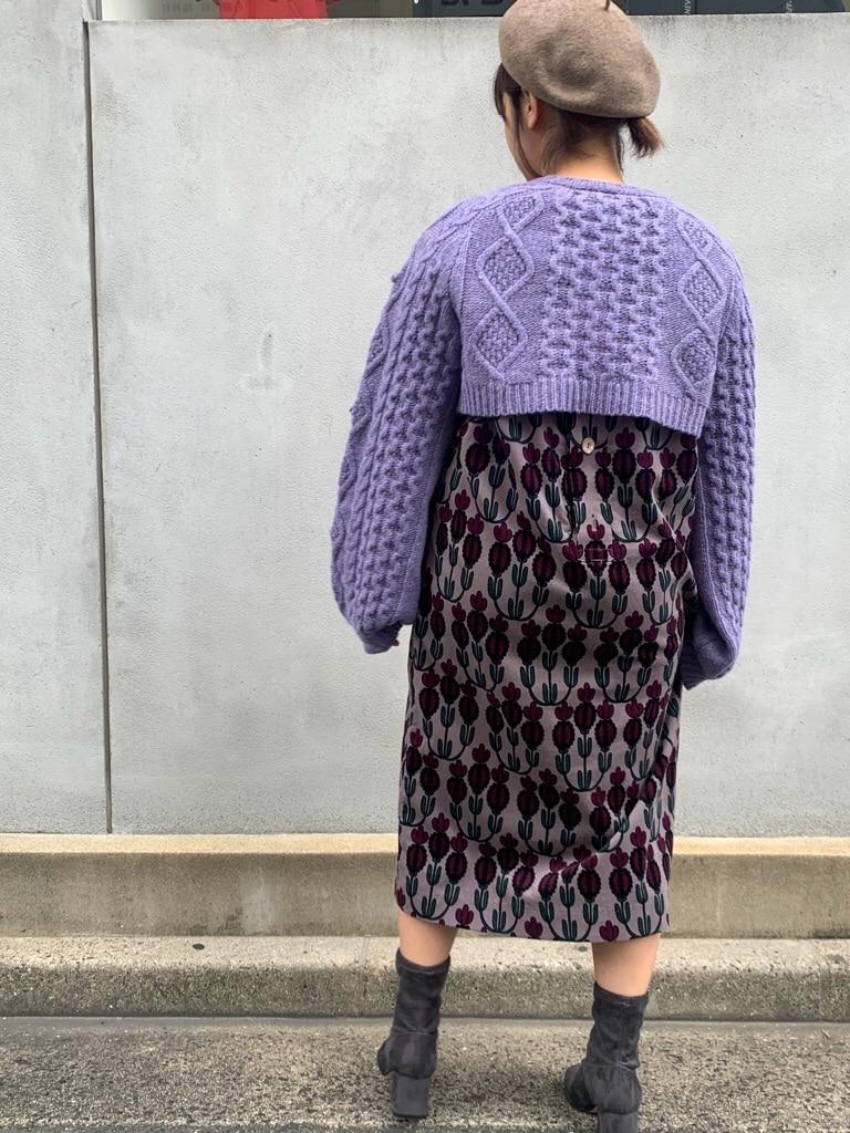 l'atelier du savon 広島パルコ 身長:150cm 2019.12.01