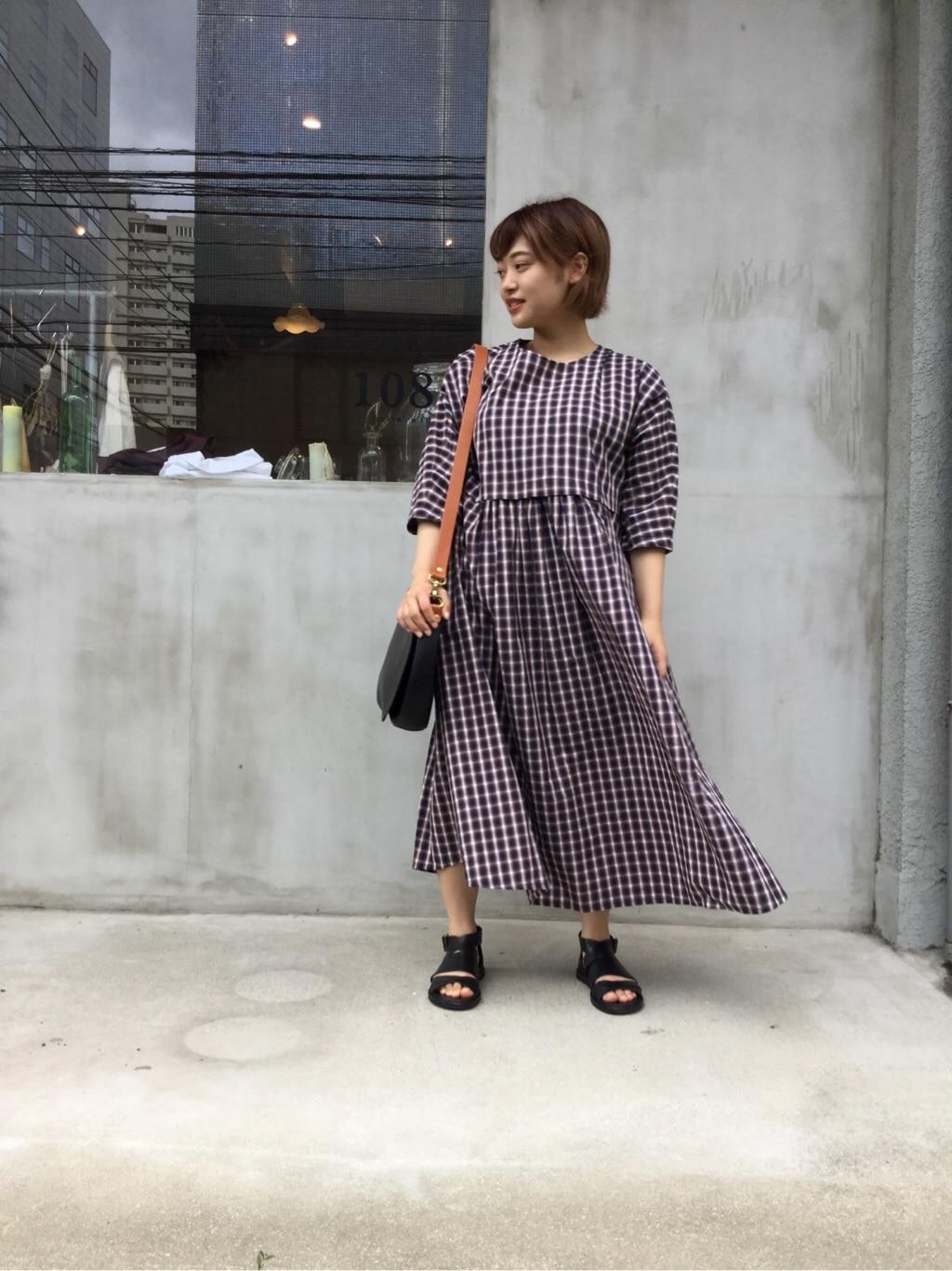 108 yuni / bulle de savon 福岡薬院路面 身長:150cm 2019.07.23