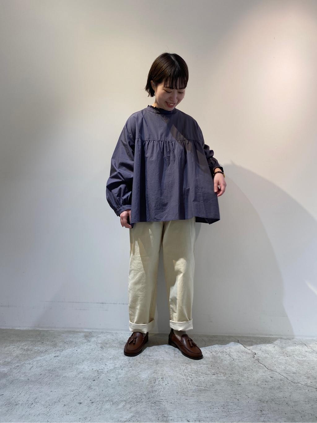 chambre de charme 京都路面 身長:150cm 2020.09.09
