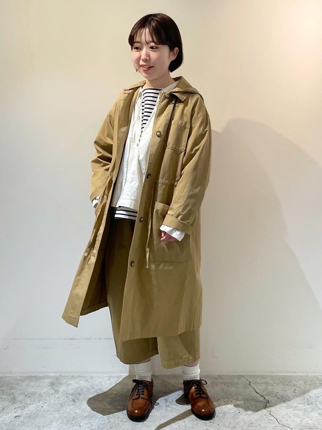 chambre de charme 京都路面 身長:150cm 2021.03.09