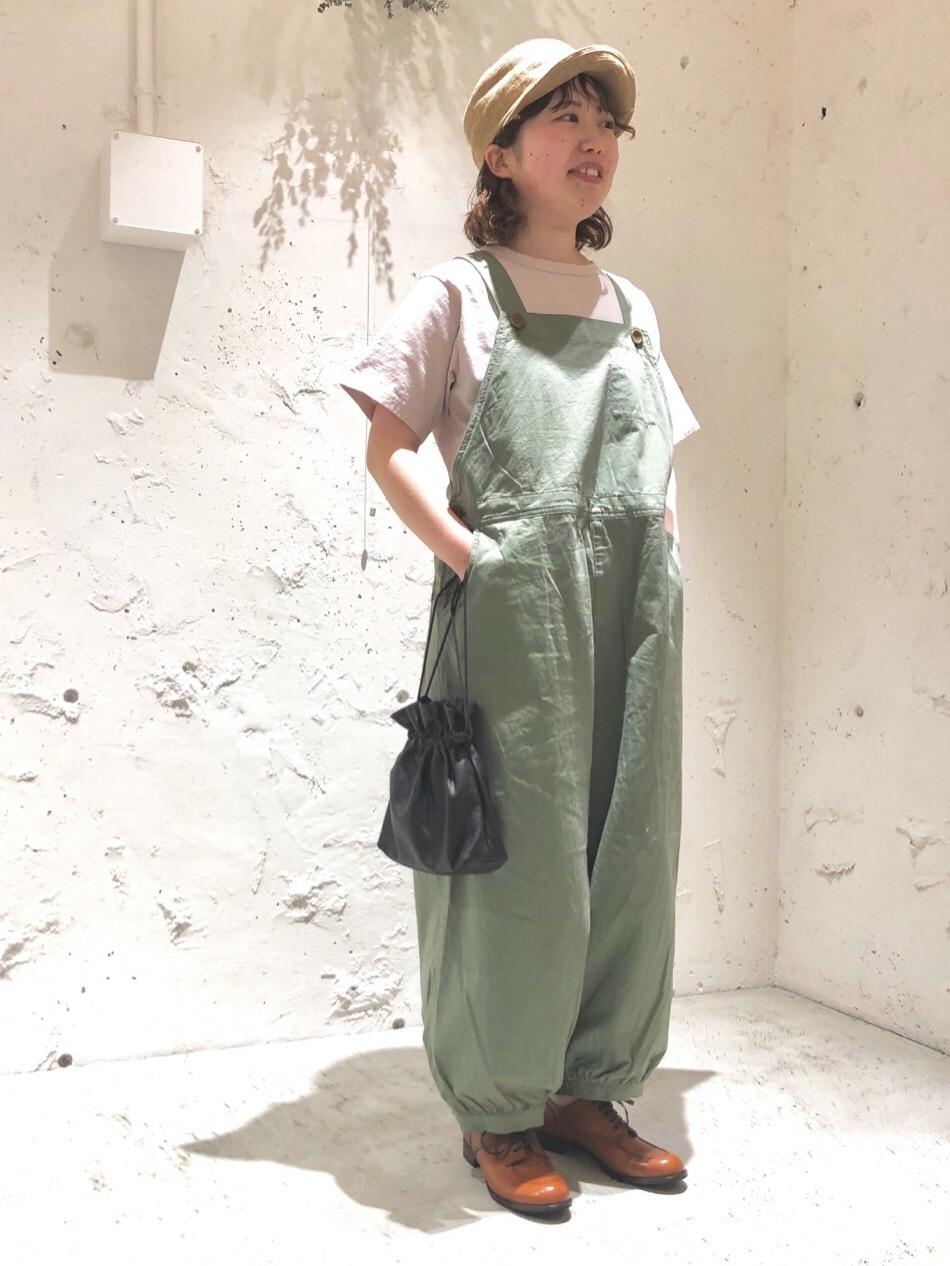 chambre de charme 京都路面 身長:150cm 2020.04.18