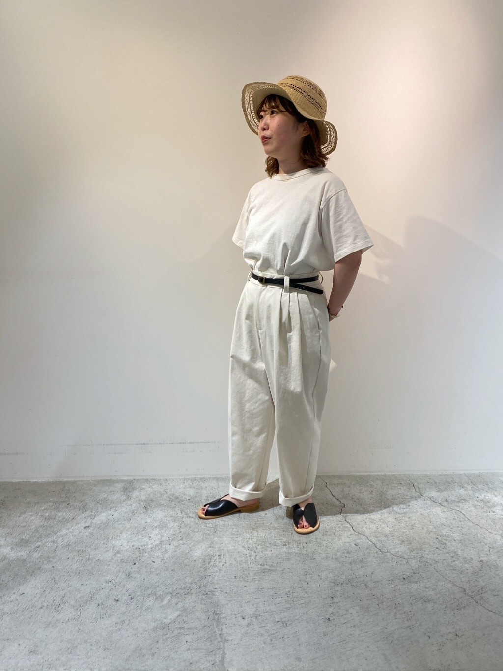 chambre de charme 京都路面 身長:150cm 2020.05.29