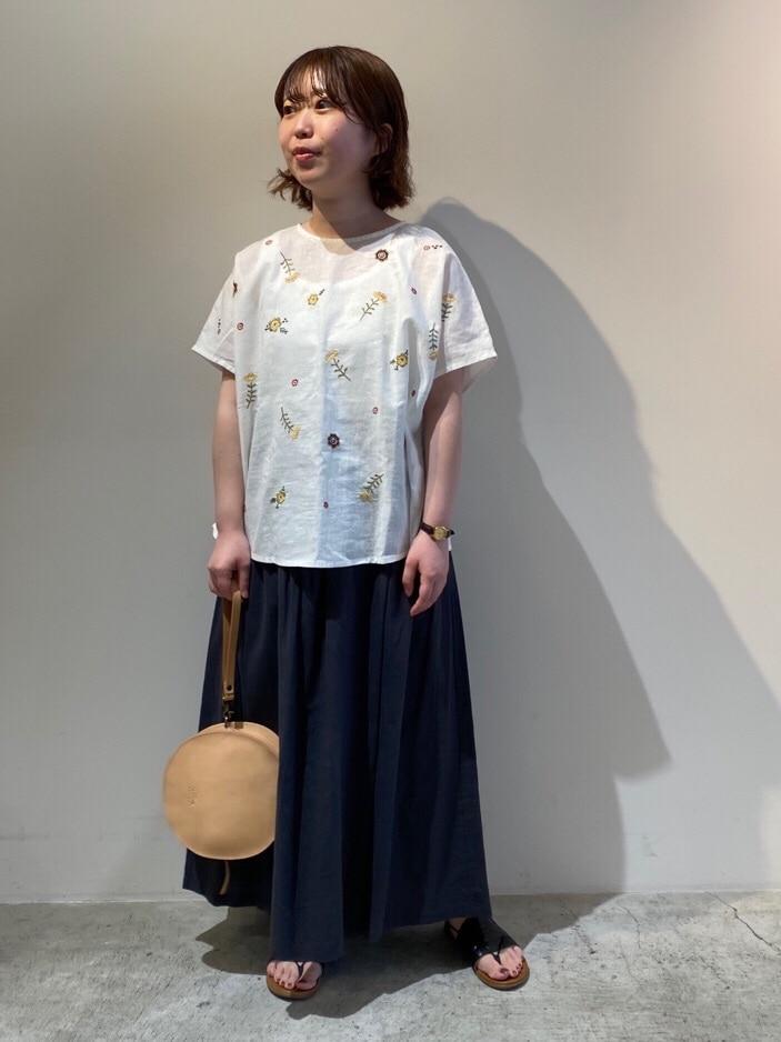 chambre de charme 京都路面 身長:150cm 2020.06.11