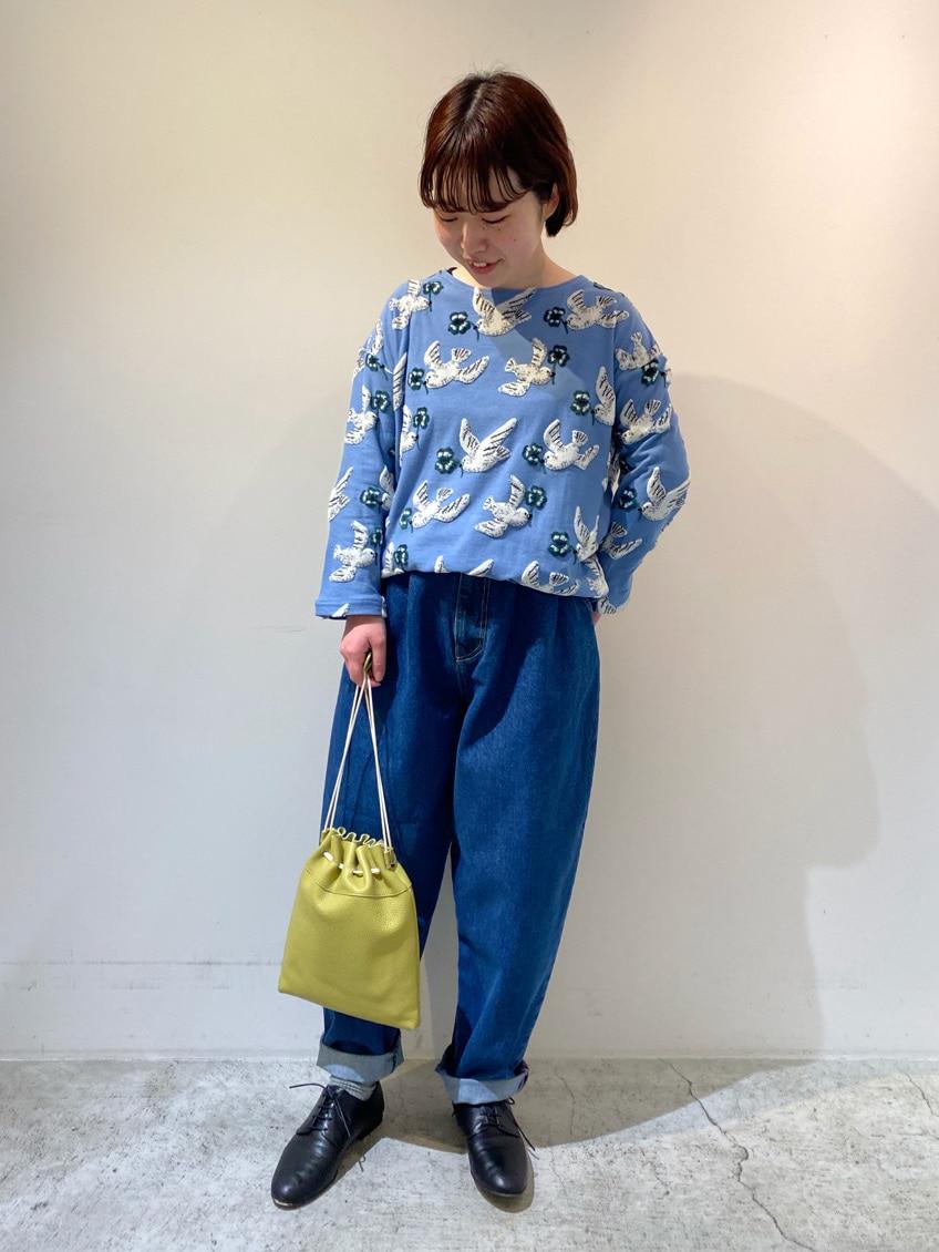 chambre de charme 京都路面 身長:150cm 2021.02.17