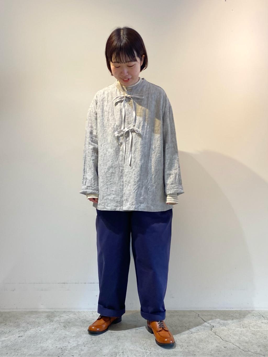 chambre de charme 京都路面 身長:150cm 2021.03.26