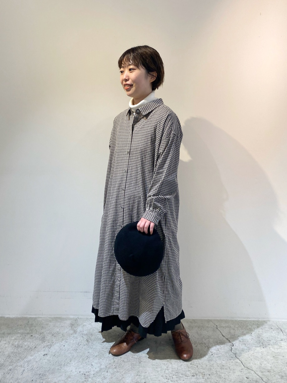 chambre de charme 京都路面 身長:150cm 2020.11.18