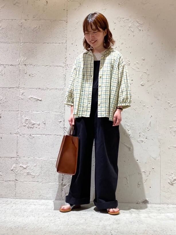 chambre de charme 京都路面 身長:150cm 2020.05.31