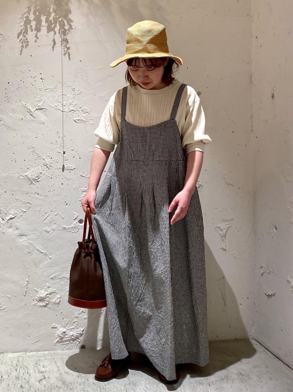 chambre de charme 京都路面 身長:150cm 2020.04.02