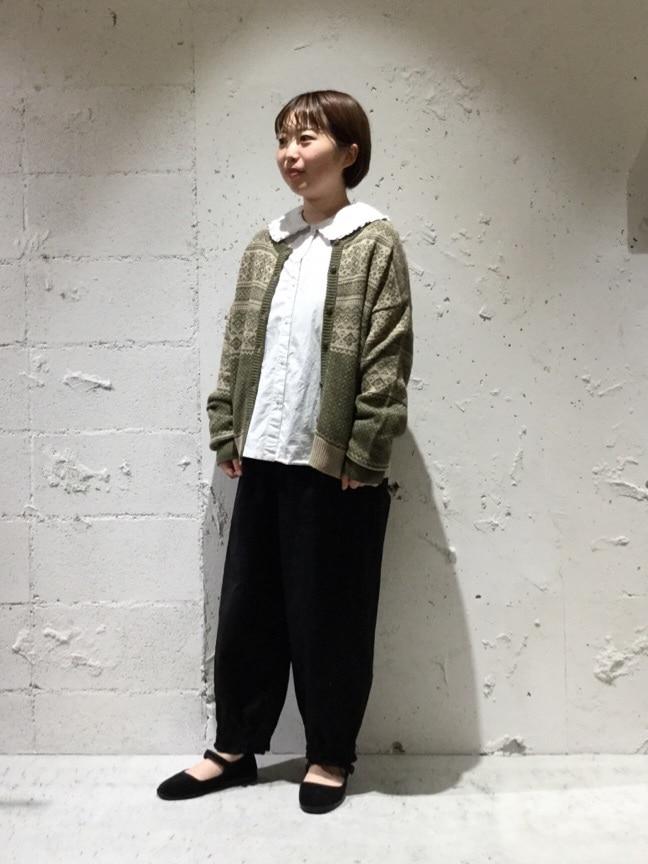 chambre de charme iki 京都路面 身長:150cm 2019.08.29