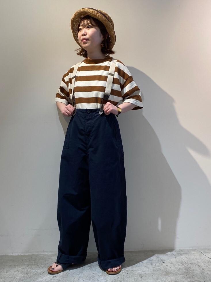 chambre de charme 京都路面 身長:150cm 2020.07.09