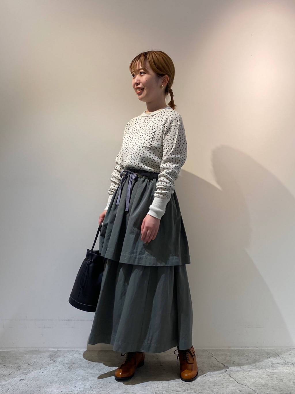 chambre de charme 京都路面 身長:150cm 2020.09.06