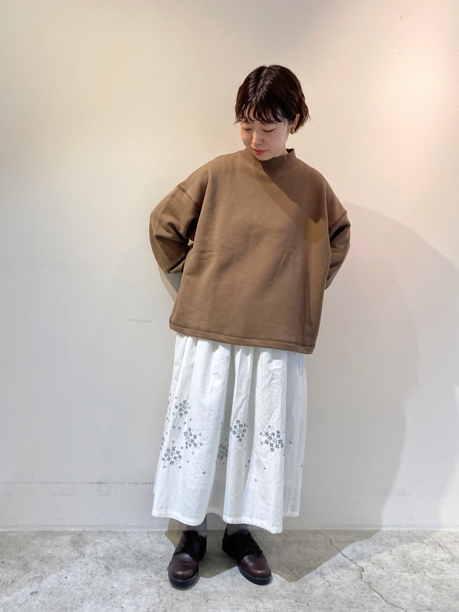 chambre de charme 京都路面 身長:150cm 2020.11.17