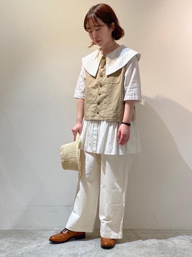 chambre de charme 京都路面 身長:150cm 2020.06.16