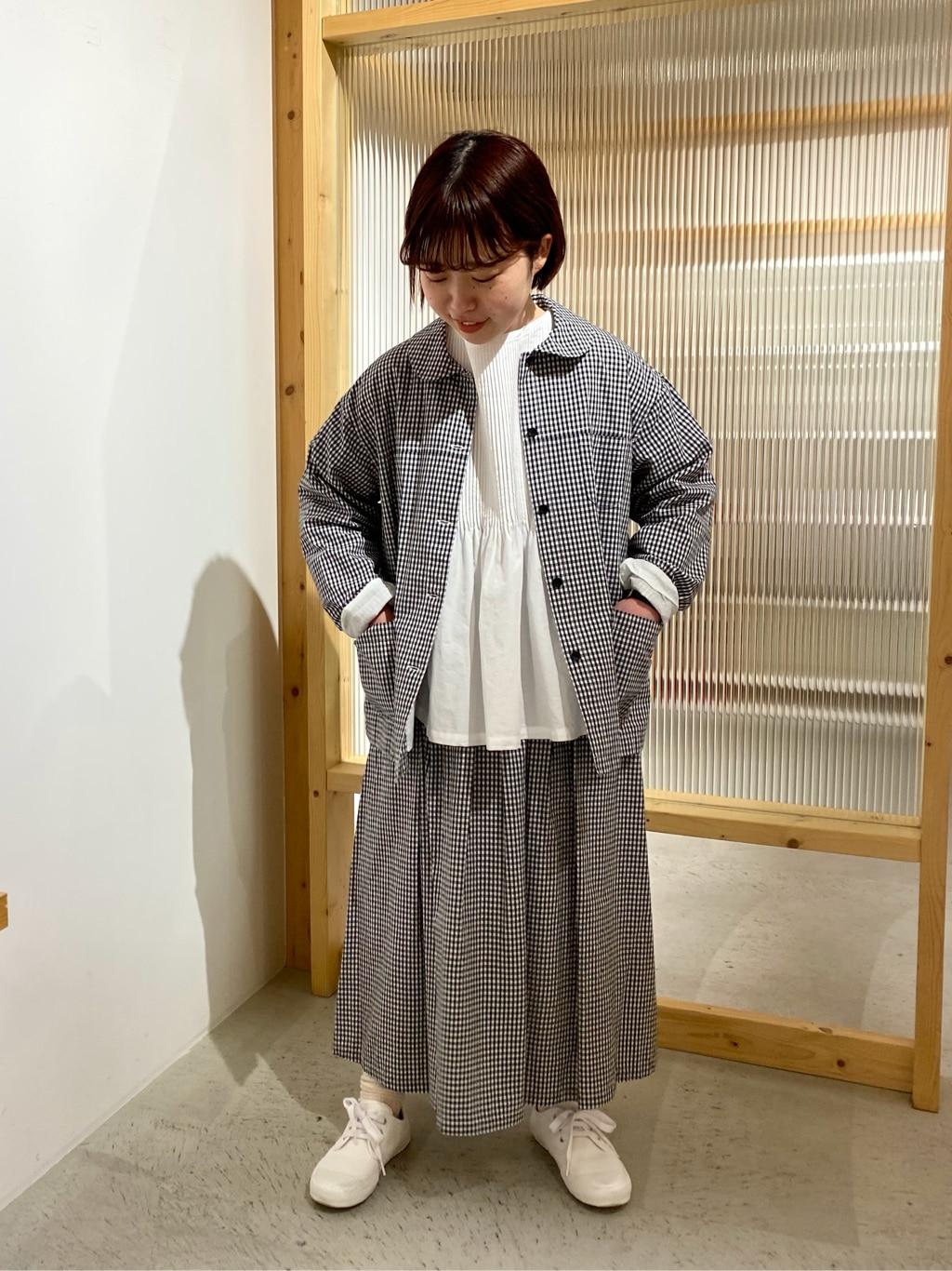 chambre de charme 京都路面 身長:150cm 2021.02.19