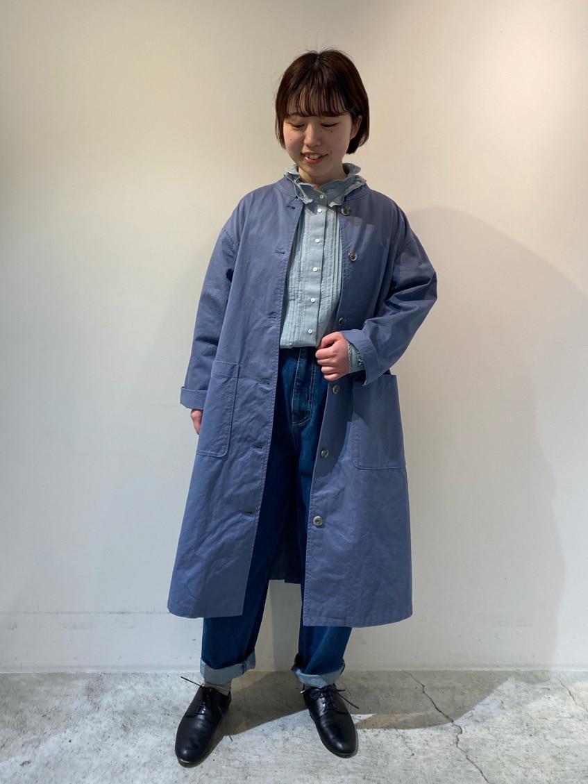 chambre de charme 京都路面 身長:150cm 2021.03.02