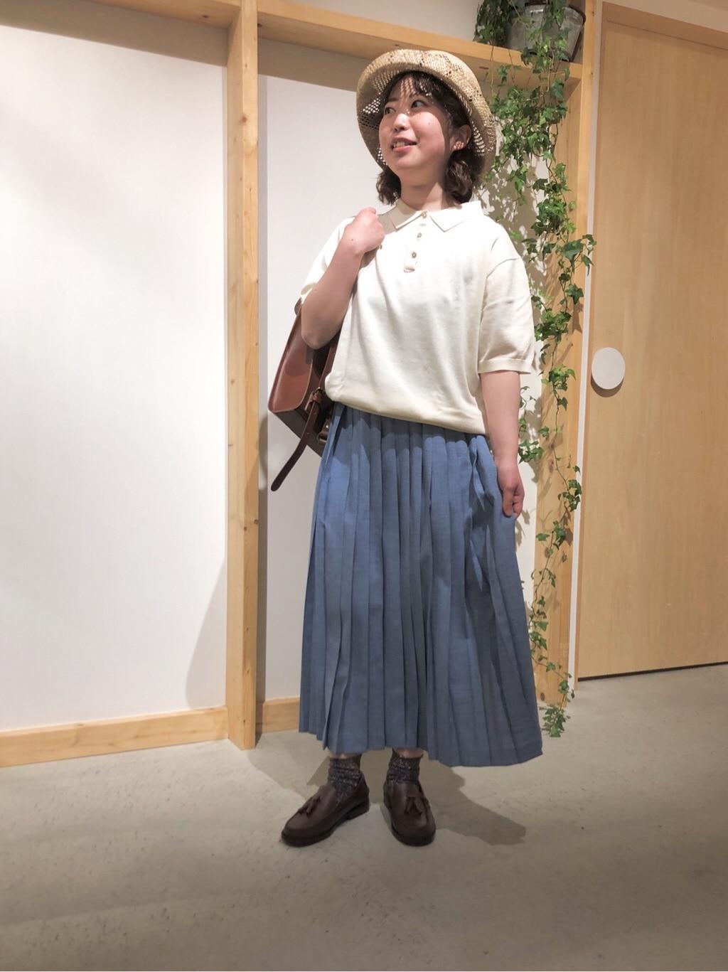 chambre de charme 京都路面 身長:150cm 2020.04.19