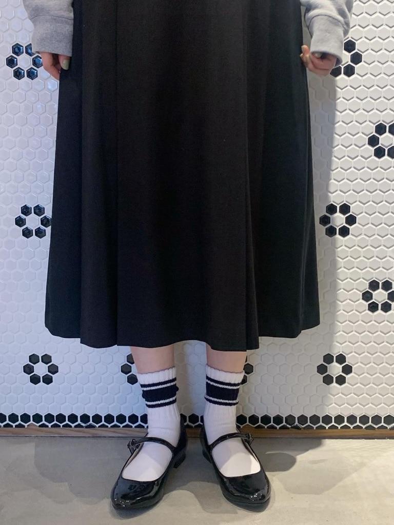 Dot and Stripes CHILD WOMAN 名古屋栄路面 身長:160cm 2021.02.11