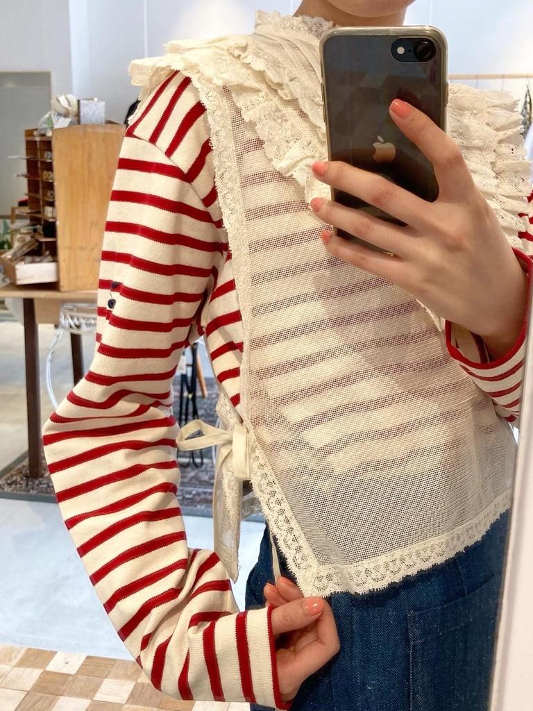 Dot and Stripes CHILD WOMAN 名古屋栄路面 身長:160cm 2021.03.17