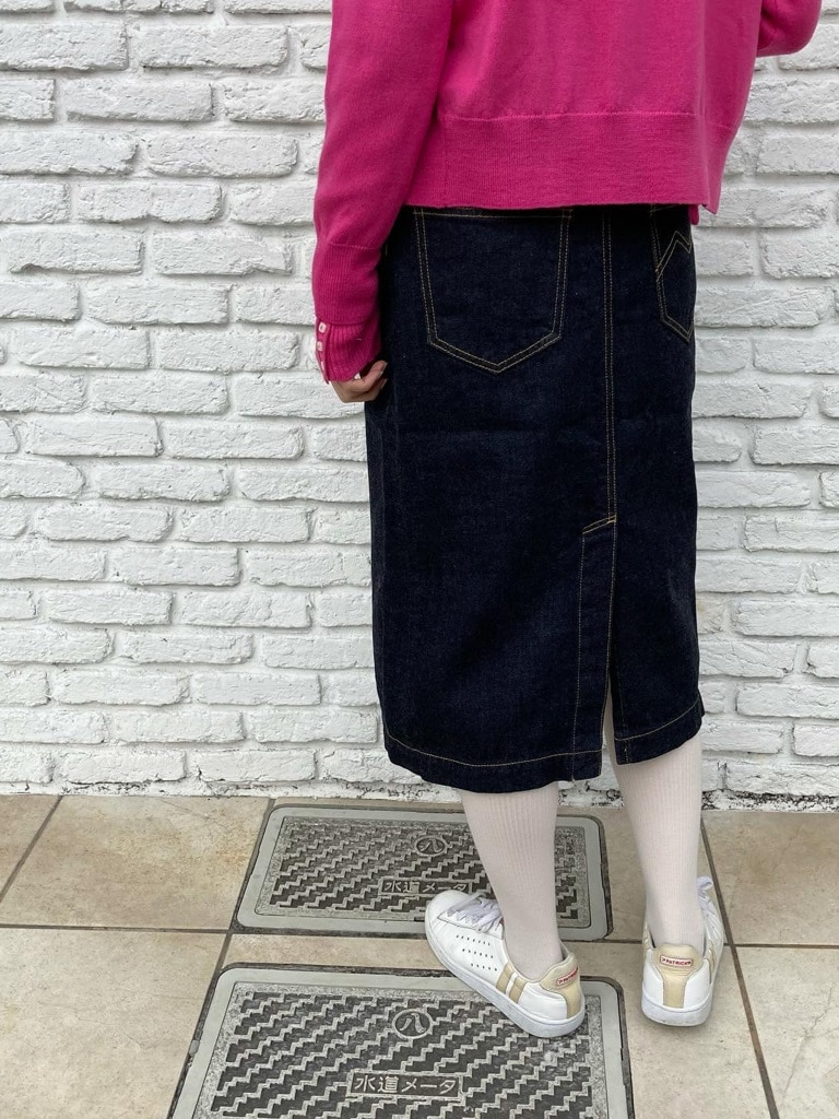 Dot and Stripes CHILD WOMAN 名古屋栄路面 身長:160cm 2020.12.24