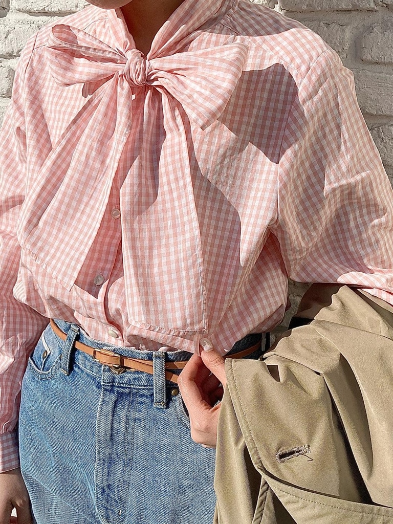 Dot and Stripes CHILD WOMAN 名古屋栄路面 身長:160cm 2021.03.04