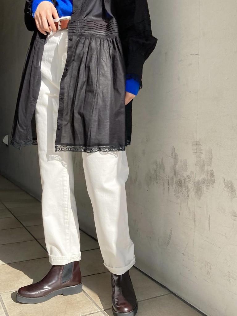Dot and Stripes CHILD WOMAN 名古屋栄路面 身長:160cm 2021.01.04
