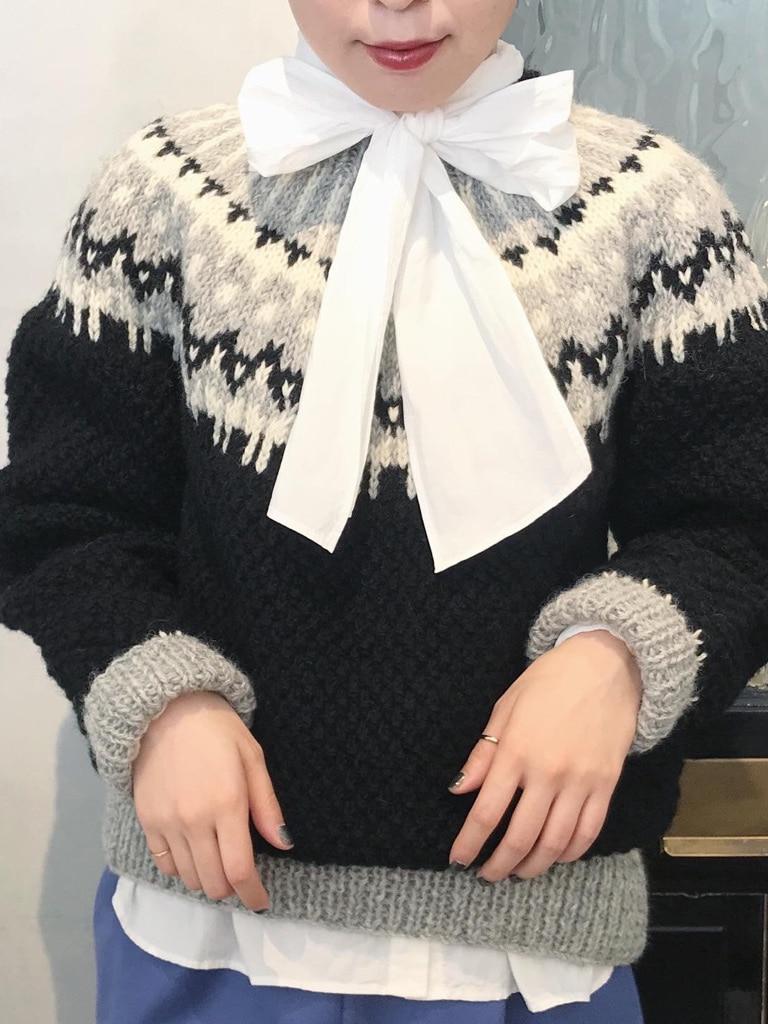 Dot and Stripes CHILD WOMAN 名古屋栄路面 身長:160cm 2020.11.12