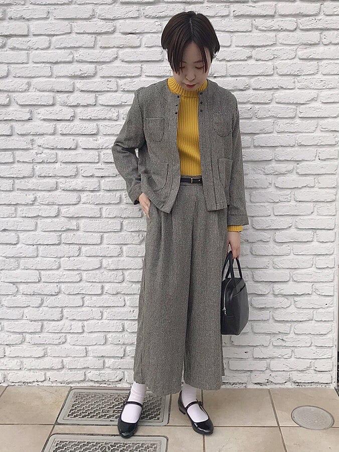 Dot and Stripes CHILD WOMAN 名古屋栄路面 身長:160cm 2020.04.17