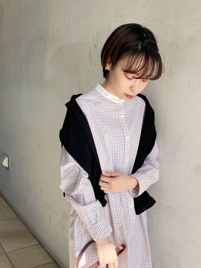 Dot and Stripes CHILD WOMAN 名古屋栄路面 身長:160cm 2021.01.13