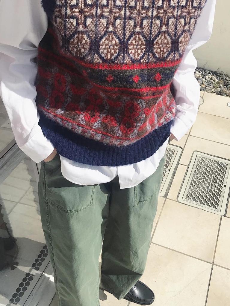 Dot and Stripes CHILD WOMAN 名古屋栄路面 身長:160cm 2020.12.05