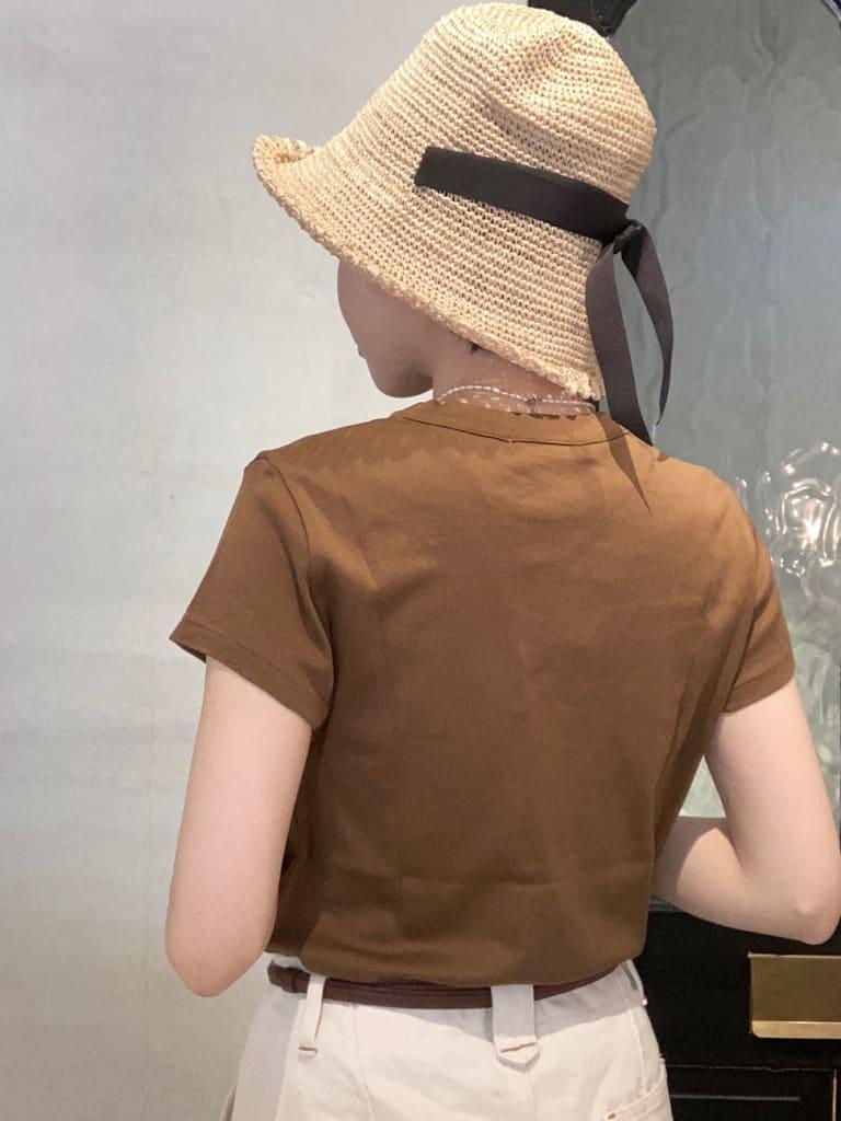 Dot and Stripes CHILD WOMAN 名古屋栄路面 身長:161cm 2021.07.25