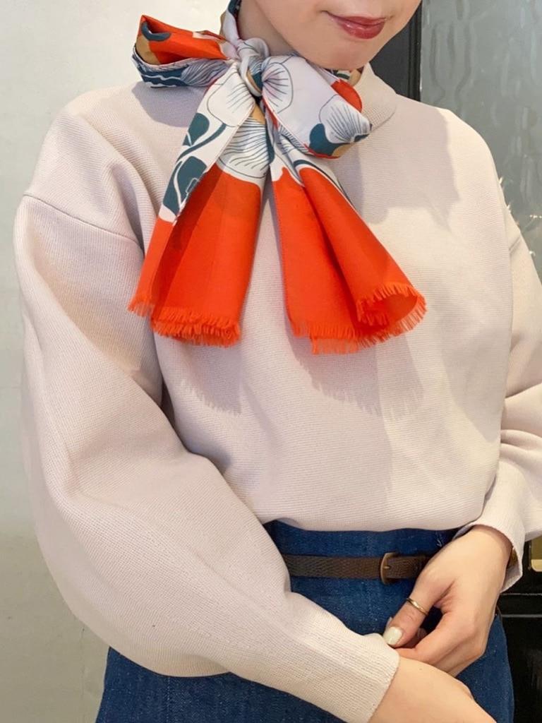 Dot and Stripes CHILD WOMAN 名古屋栄路面 身長:160cm 2021.01.15
