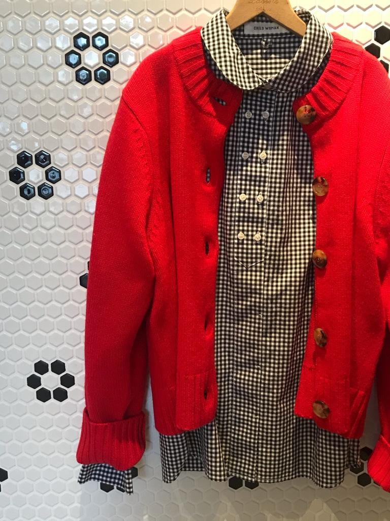 Dot and Stripes CHILD WOMAN 名古屋栄路面 身長:160cm 2020.11.06