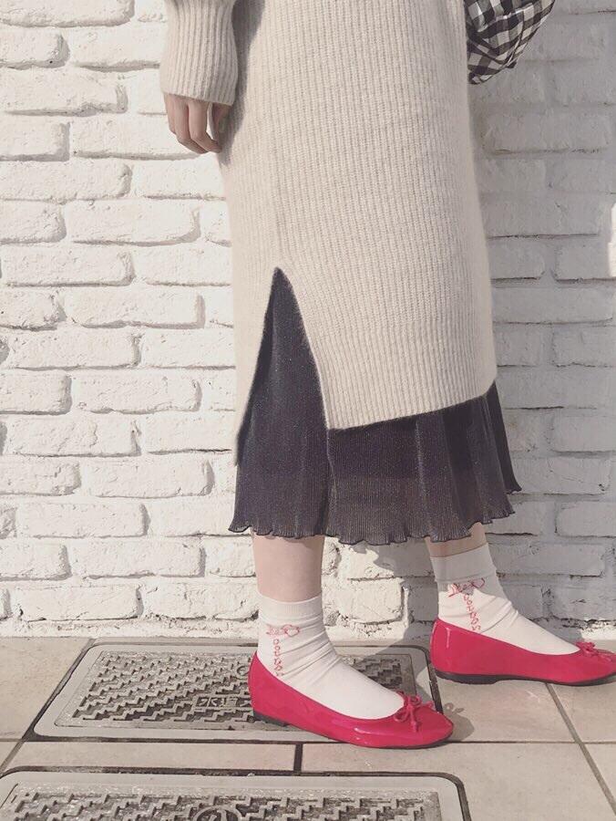 Dot and Stripes CHILD WOMAN 名古屋栄路面 身長:160cm 2019.11.27
