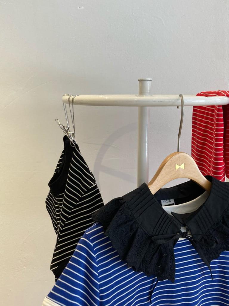 Dot and Stripes CHILD WOMAN 名古屋栄路面 身長:161cm 2021.07.30