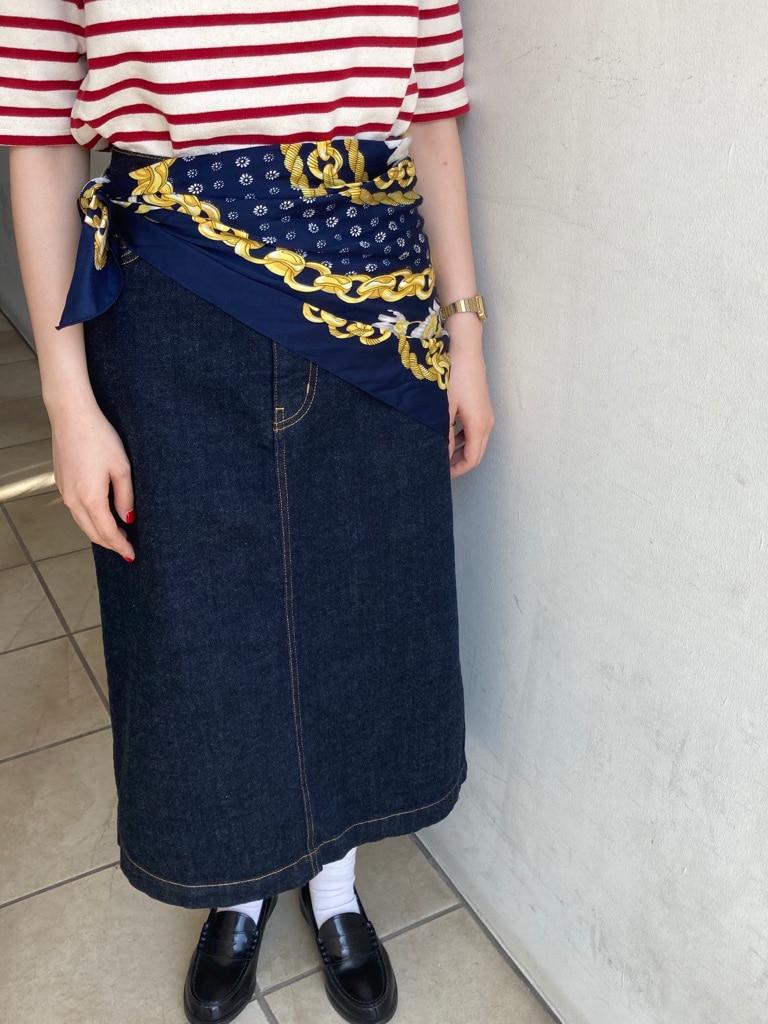Dot and Stripes CHILD WOMAN 名古屋栄路面 身長:160cm 2020.08.26