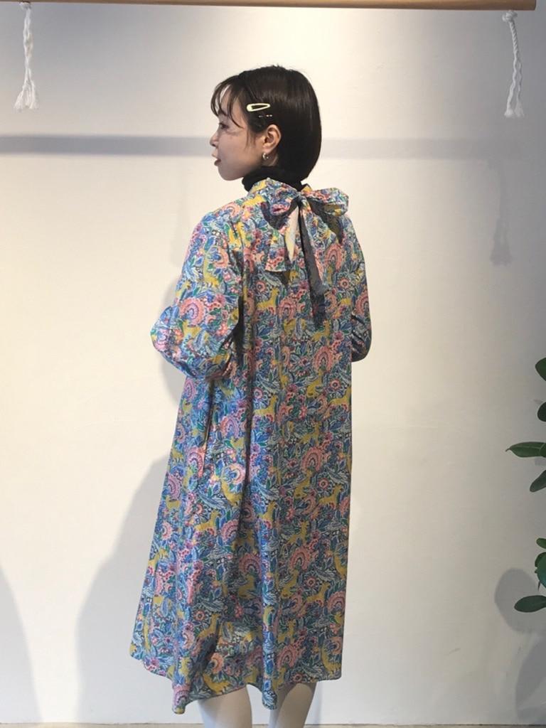 Dot and Stripes CHILD WOMAN 名古屋栄路面 身長:160cm 2020.12.16