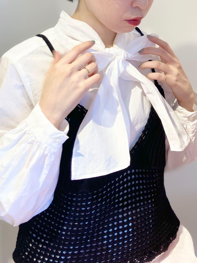 Dot and Stripes CHILD WOMAN 名古屋栄路面 身長:161cm 2021.08.30