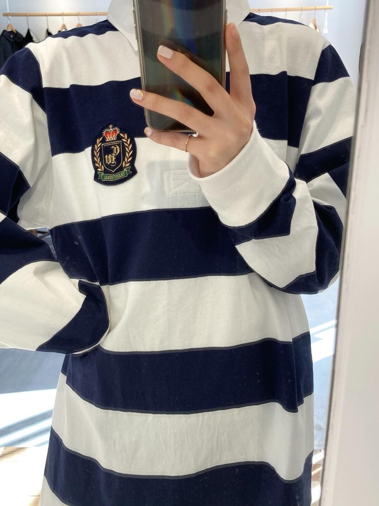 Dot and Stripes CHILD WOMAN 名古屋栄路面 身長:160cm 2021.02.23
