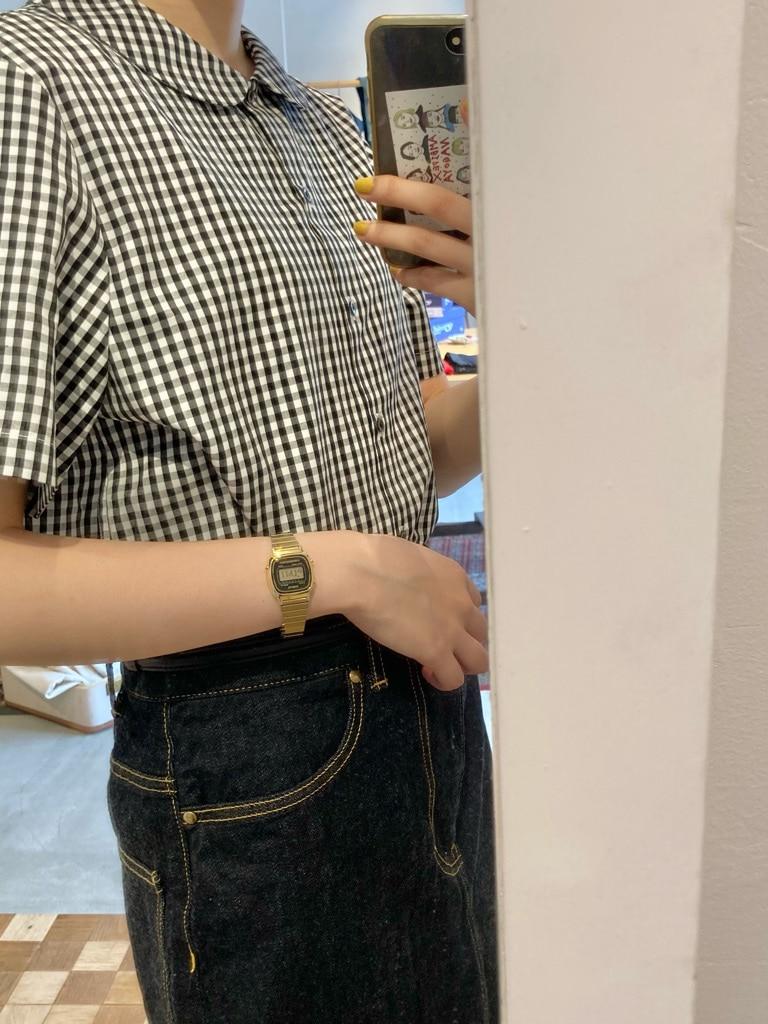 Dot and Stripes CHILD WOMAN 名古屋栄路面 身長:161cm 2021.06.09